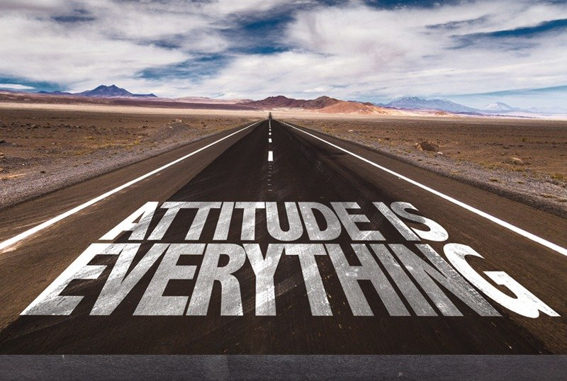 How To Develop And Own Your Sales Attitude Sales